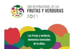 2021: AÑO INTERNACIONAL DE LAS FRUTAS Y VERDURAS